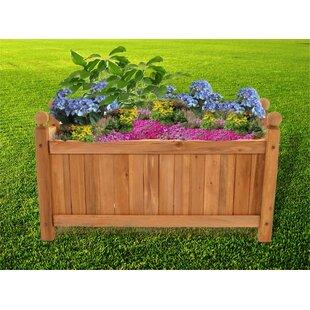 Kassidy Planter Box By Freeport Park