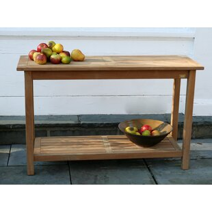 Myers  Solid Wood Buffet & Console Table by Bloomsbury Market
