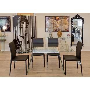 Review Eddington Dining Set With 6 Chairs