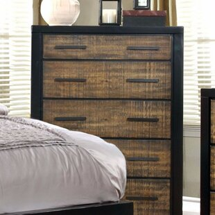 Union Rustic Pottorff Dual Tone 6 Drawer Chest