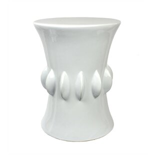 Brayden Studio Doe Ceramic Garden Stool