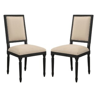 Clatterbuck Upholstered Dining Chairs (Set of 2)