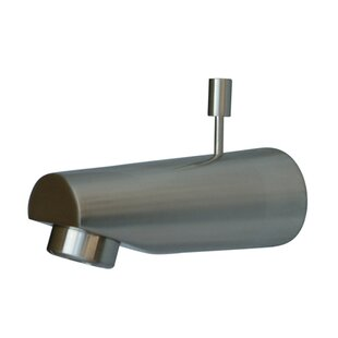Elements of Design Spout For Tub and Shower Faucet with Diverter