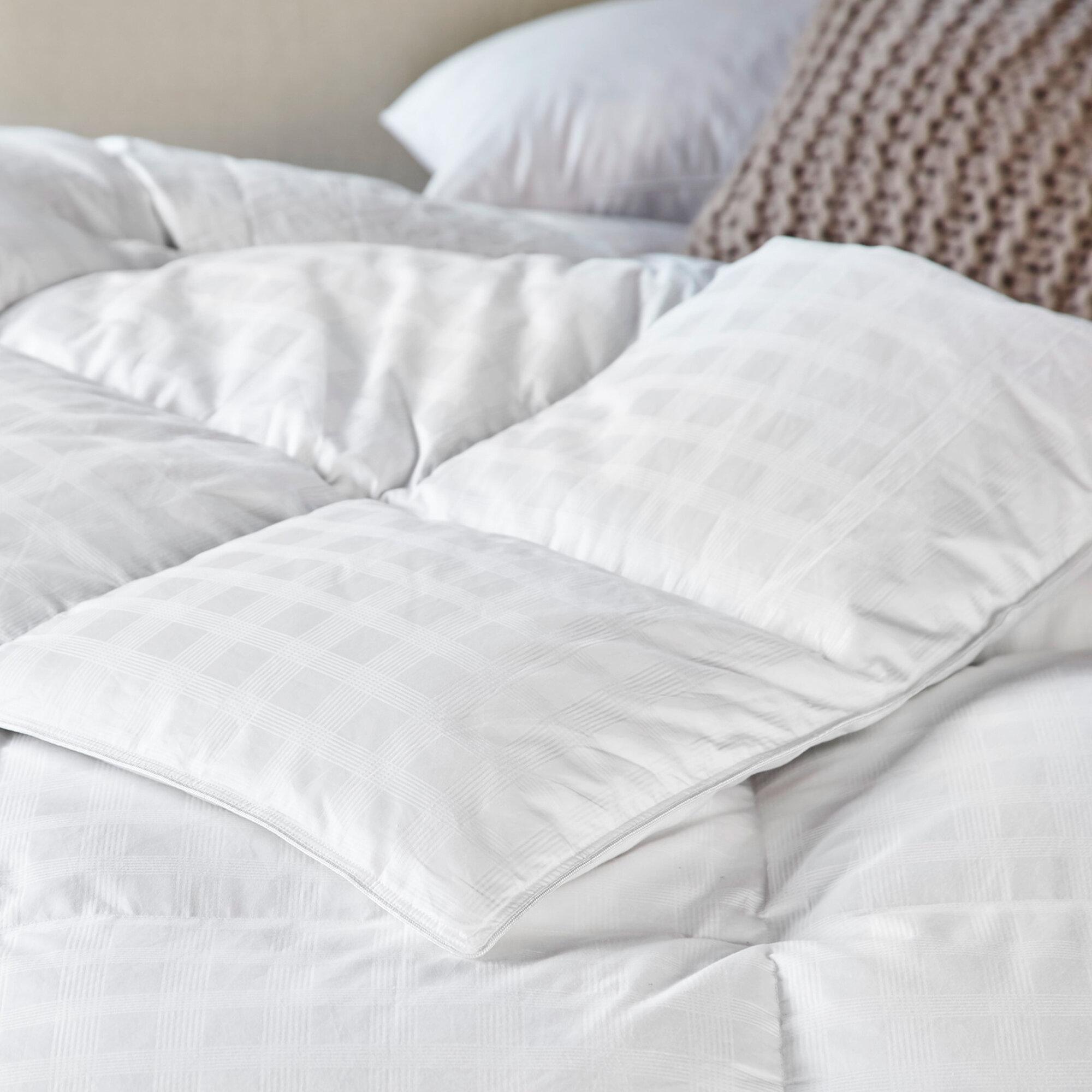 ALL SIZES Hollowfibre Luxury Duvet Quilt TOG 13.5