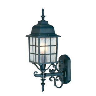 Belfield Outdoor Wall Lantern