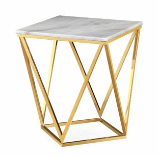 Willa Arlo Interiors Berberia End Table