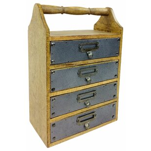 Torres 4 Drawer Chest By Borough Wharf