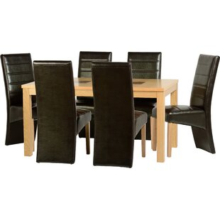 Cesane Dining Set With 6 Chairs By Gracie Oaks