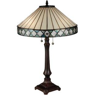 Find Diamondring 25 Table Lamp By Meyda Tiffany