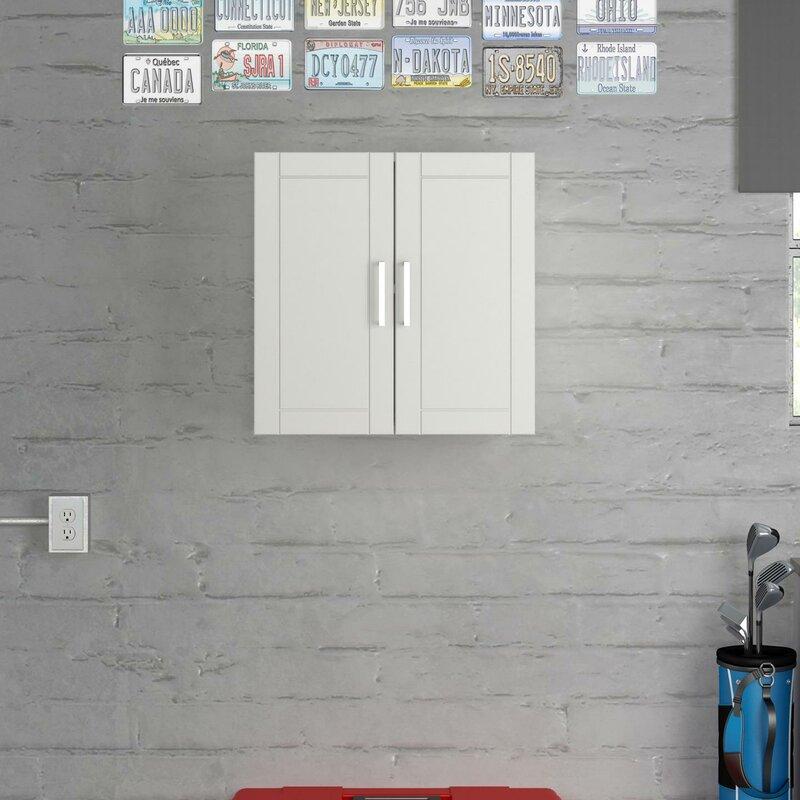 Wfx Utility 24 H X 23 W X 12 D Wall Cabinet Reviews Wayfair