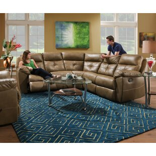 Alcott Hill Barnett Reclining Sectional