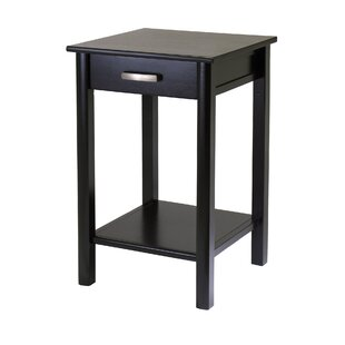 Top Liso End / Printer Table By Winsome