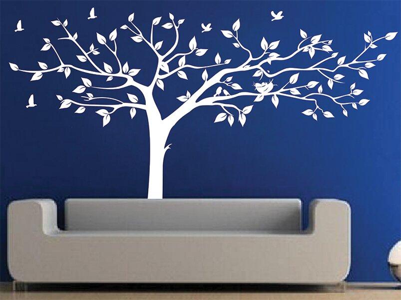Pop Decors Super Big Tree Wall Decal & Reviews | Wayfair
