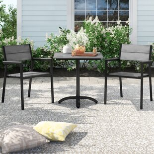 Windsor 3 Piece Bistro set by Sol 72 Outd..