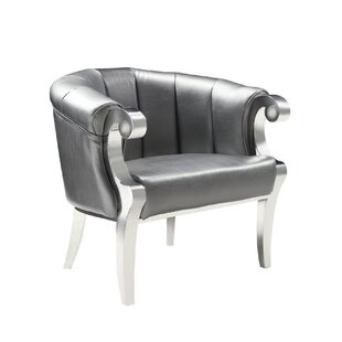 Rosdorf Park Odette Barrel Chair