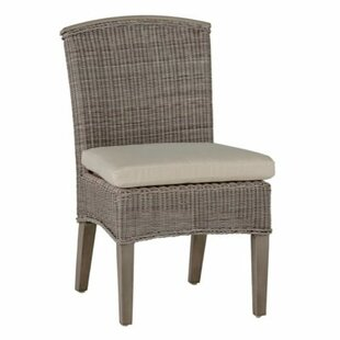 Astoria Patio Dining Chair With Cushion by Summer Classics 2019 Sale