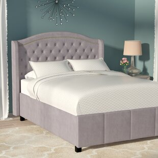 Adao Upholstered Panel Bed