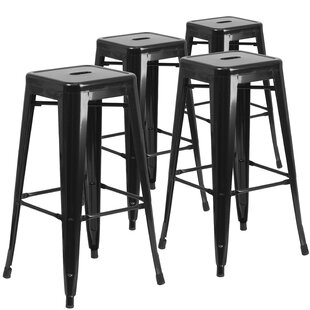 30'' Bar Stool (Set of 4) by Fl..