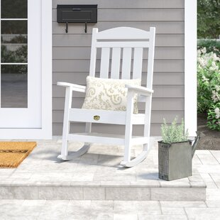 Finnell Porch Rocking Chair by Darby Home Co