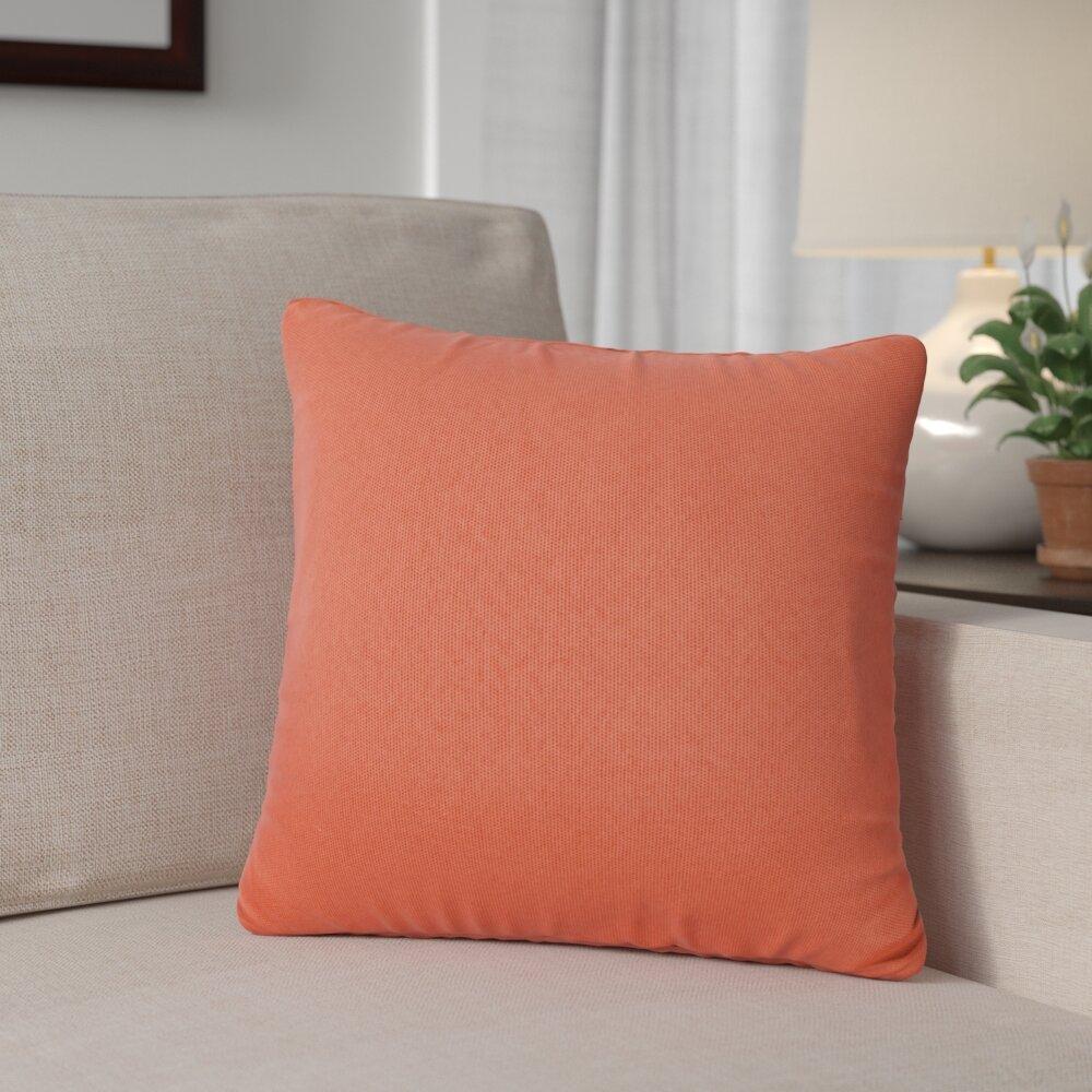 Ebern Designs Outdoor Square Pillow Insert Reviews Wayfair