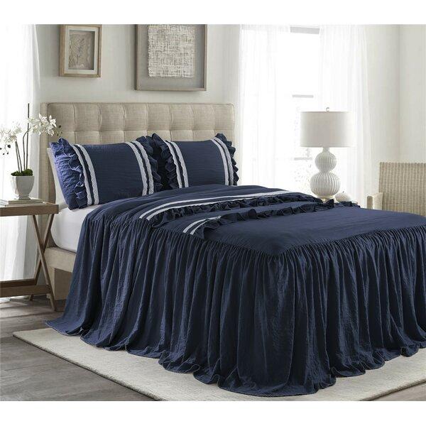 Long Drop Bedspread Wayfair