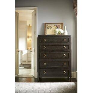 Garton 5 Drawer Dresser