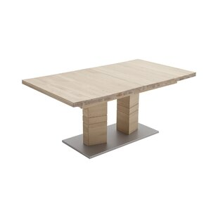 Javier Extendable Dining Table By Gracie Oaks