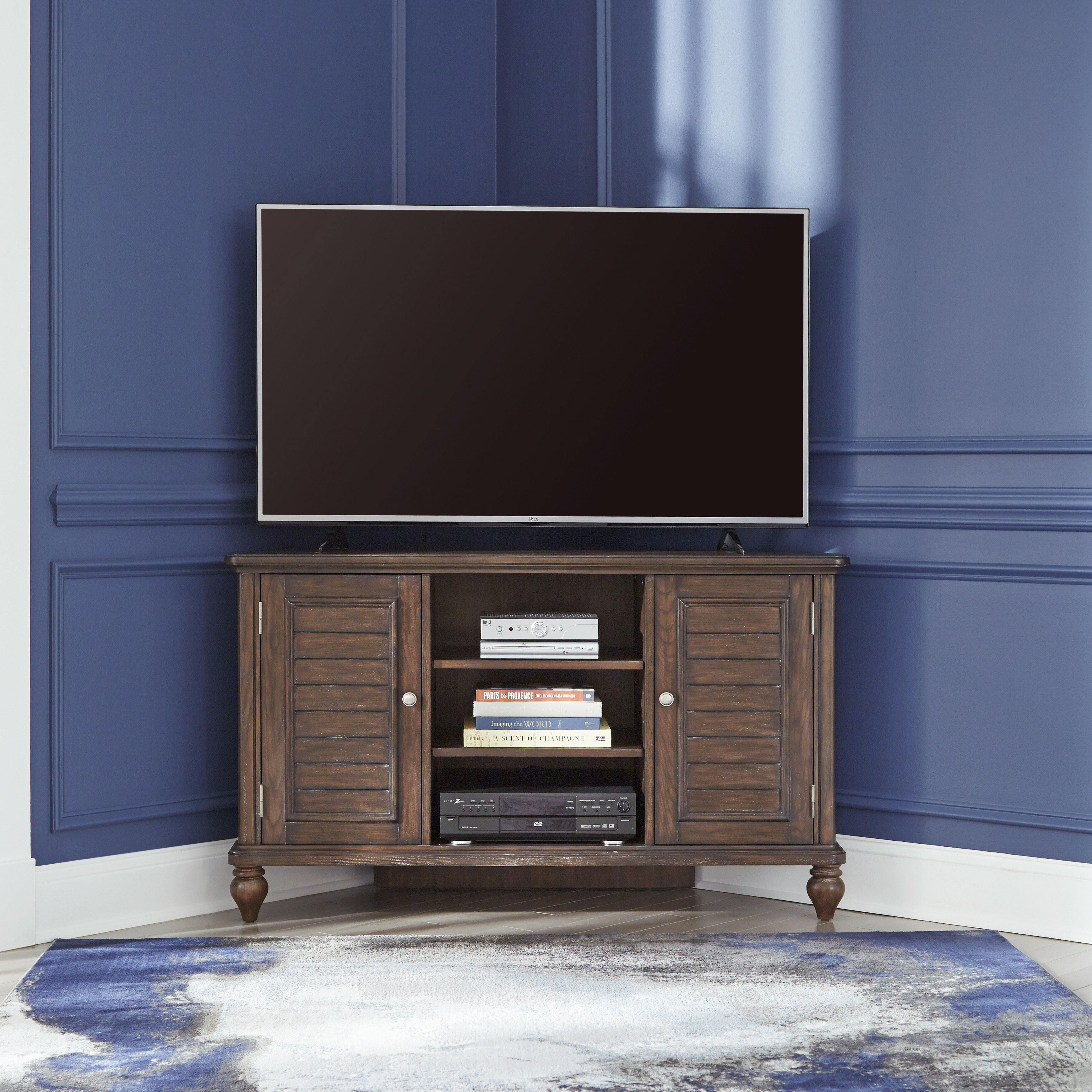 Mclaurin Corner Tv Stand For Tvs Up To 60 Reviews Birch Lane