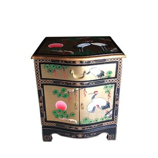 Hocca 1 Drawer Chest By World Menagerie