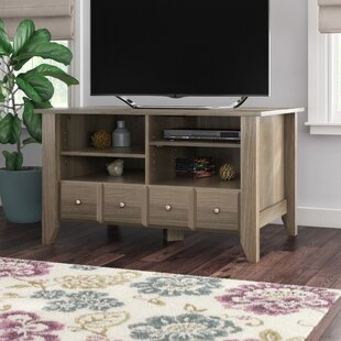 Online Reviews Summit TV Stand for TVs up to 42 by Three Posts Reviews (2019) & Buyer's Guide