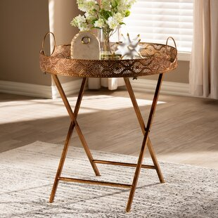 Sellars Tray Table by World Menagerie