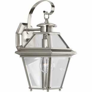 Gunnora 1-Light Outdoor Wall Lantern
