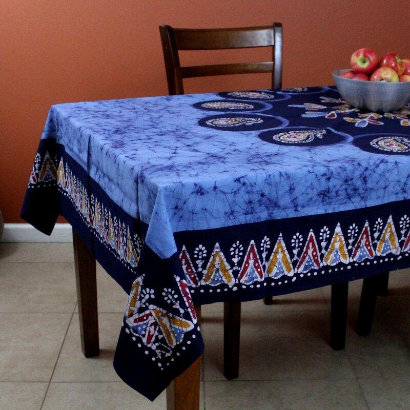 World Menagerie Oshin Batik Tablecloth