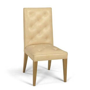 Clark Upholstered Dining Chair by Leathercraft