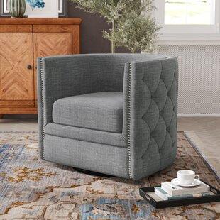 Briggs Barrel Chair by Alcott Hill