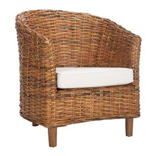 Biscayne Park Barrel Chair by Beachcrest Home