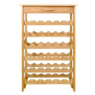 Catskill Craftsmen, Inc. 36 Bottle Floor Wine Rack