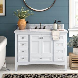 Katrita 42 inch  Single Bathroom Vanity Set