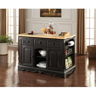 Coster Wooden 36 Kitchen Pantry by Fleur De Lis Living