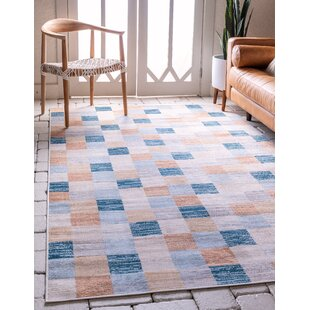 Joellen Cream Indoor/Outdoor Area Rug