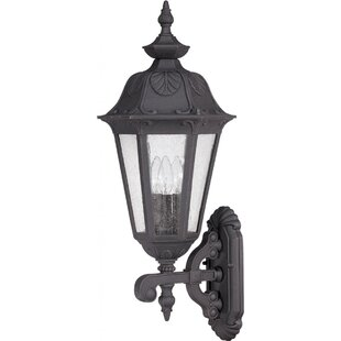 Astoria Grand Shaw 3-Light Outdoor Sconce