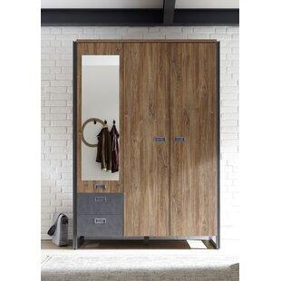April 3 Door Wardrobe By Borough Wharf