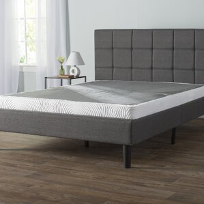 wayfair basics low profile folding box spring - Box Spring Mattress