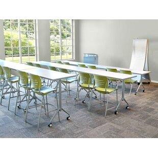 Reviews 72 W Trek Training Table ByKI Furniture