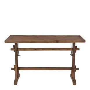 Ilya Height Adjustable Standing Desk By Williston Forge