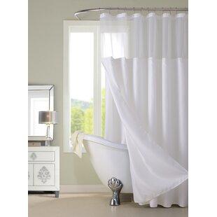 White Shower Curtains Joss Main