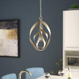 Mercer41 Overmere 1-Light NoveltyPendant