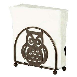 Owl Napkin Holder (Set of 2)