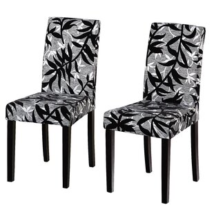 Reimers Parson Chair (Set Of 2) by Latitude Run Great price