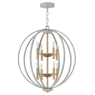 Hinkley Lighting Euclid 8-Light Globe Chandelier